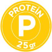 Protein 25gr