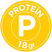 Protein 18gr