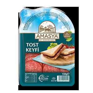 I.İ.G. Dana Sucuk - Tost Keyfi