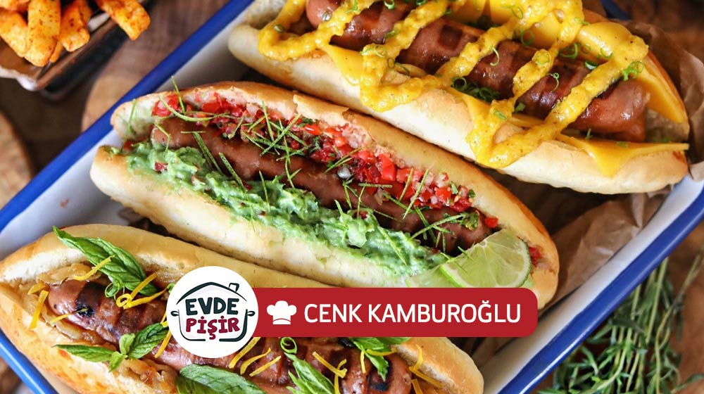 Hot Dog Üçlemesi
